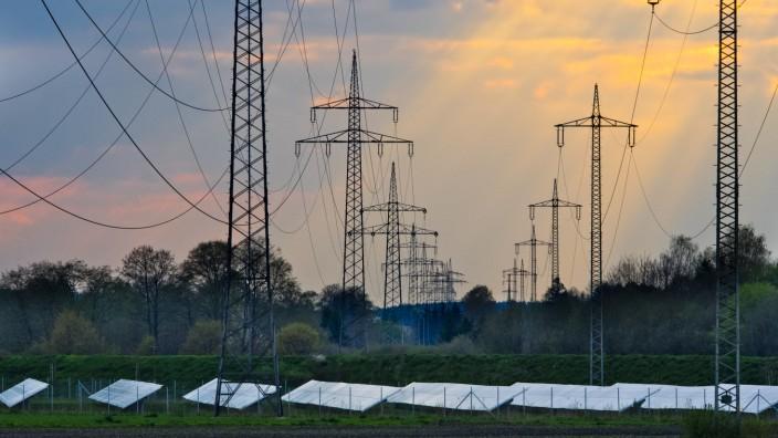 Solarfeld bei Forstinning