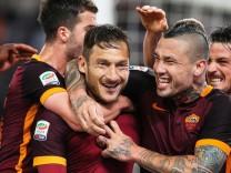 Francesco Totti, AS Roma vs Torino FCA