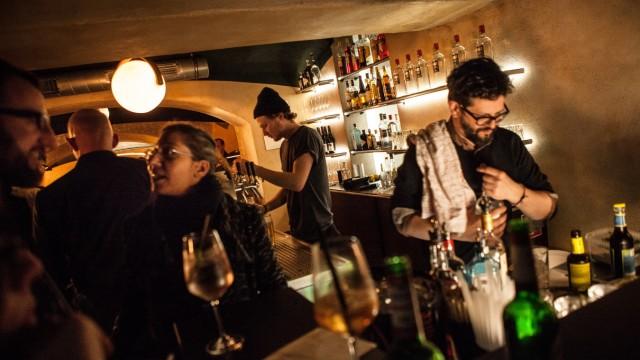 Bar POLKA, Pariser Straße 38