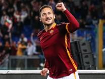 Francesco Totti AS Roma vs Torino FC