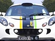 Lotus Exige Tri-Fuel