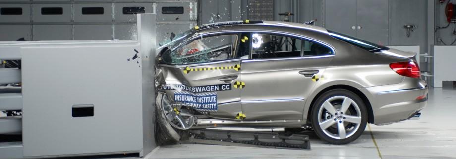 Deutsche Autos versagen bei Crashtest