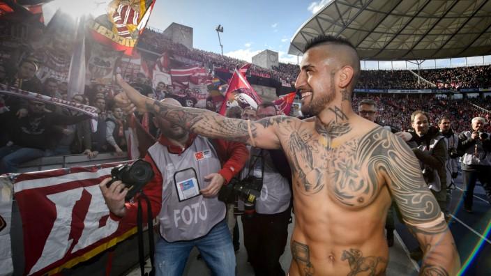 Hertha BSC - FC Bayern München 0:2