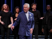 The Prince Of Wales & Duchess Of Cornwall Mark 400th Anniversary Of Shakespeare's Death