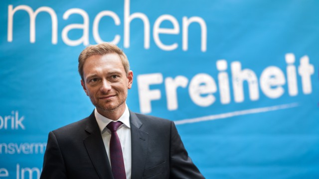 FDP-Bundesparteitag in Berlin