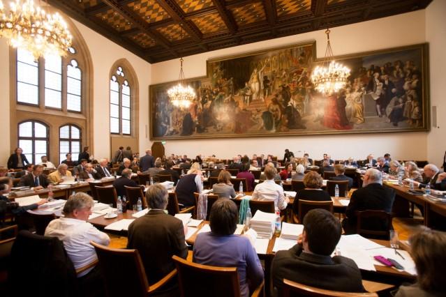 Referentenwahlen im Münchner Rathaus, 2016