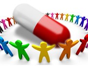 Medikamentenforschung