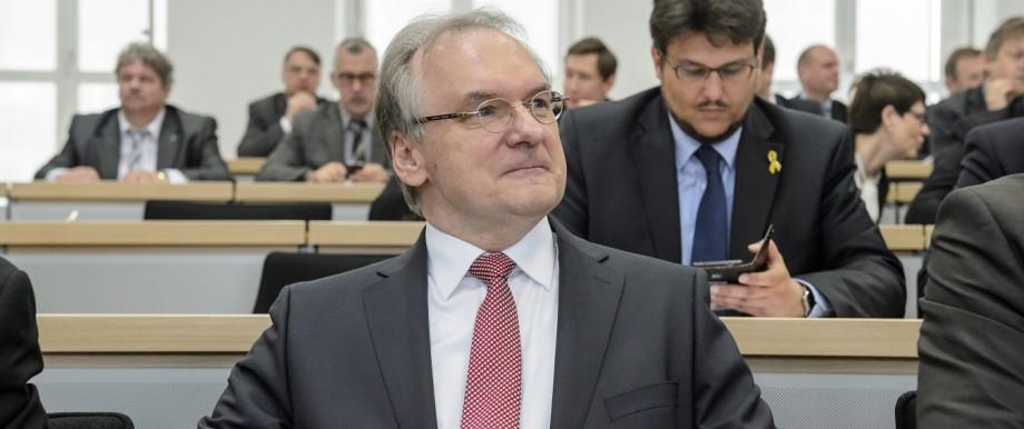 Saxony-Anhalt Parliament Votes For New Governor