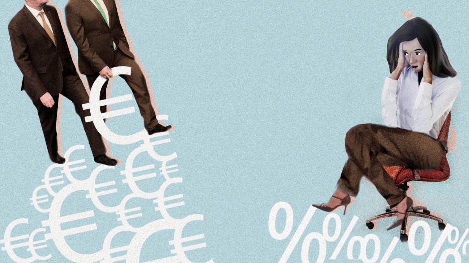 Gleichberechtigung heute Gleichberechtigung im Job