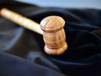 Prozess gegen Oberstaatsanwalt
