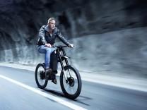 Das Trefecta E-Bike wurde fürs Militär entwickelt.