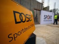 New DOSB Headquarter Groundbreaking Ceremony