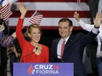 Ted Cruz, Carly Fiorina