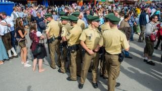 Terror-Sorgen: München holt mehr Sicherheitsleute auf Wiesn