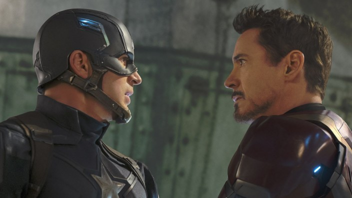 """The First Avenger: Civil War"" im Kino"
