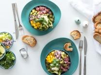 Trickytine Ceviche / nur für den Foodblog verwendbar