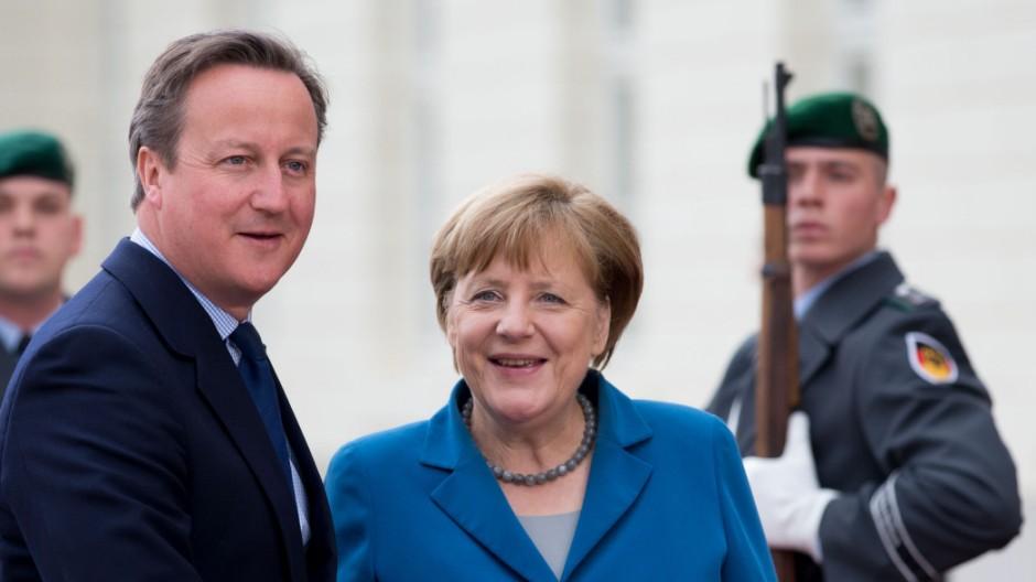 Politischer Gipfel in Hannover