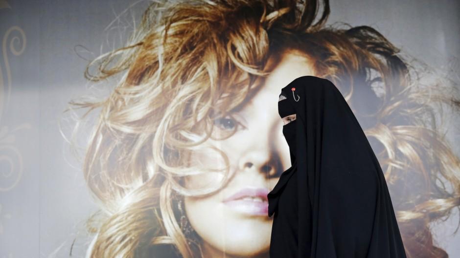Muslimin in Sao Paulo, Brasilien