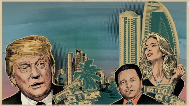 Donald Trump 16x9 Panama Papers