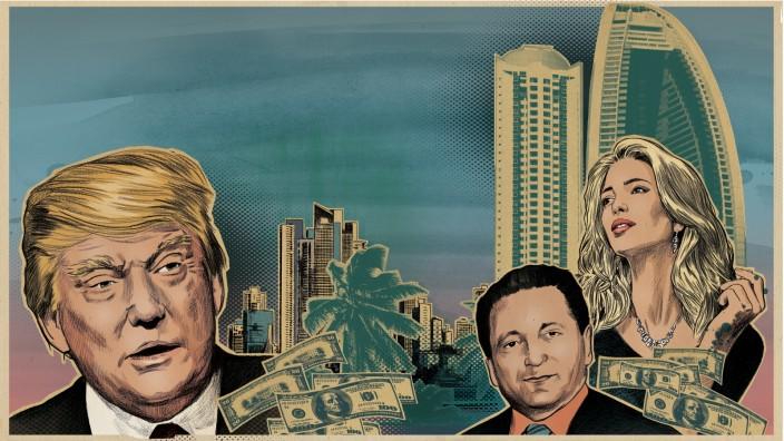 Donald Trump 16x9 Panama Papers