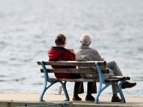 Bevölkerung altert rasant