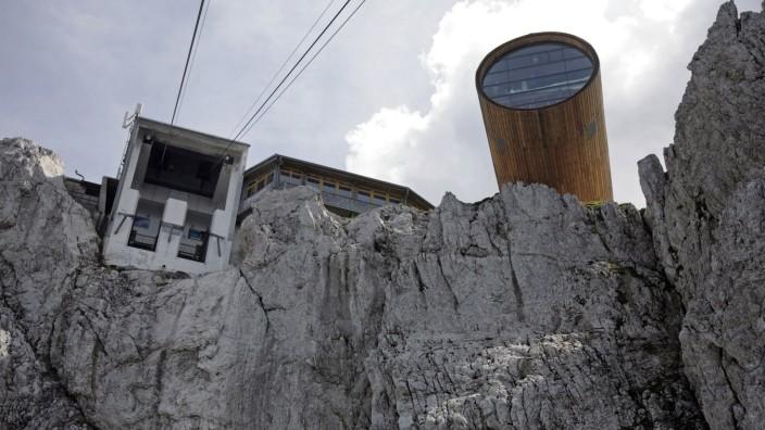 Eröffnung der Bergwelt Karwendel
