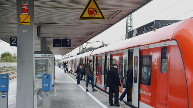 Bahnhof Olching