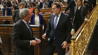 Last plenary session of the Spanish Parliament's Lower Chamber be