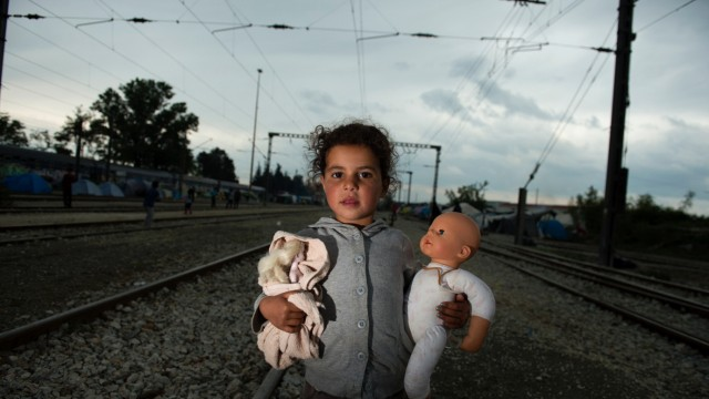 Flüchtlingspolitik Datenreport