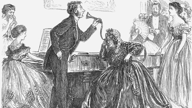 'Agonising Ordeal', 1865