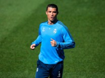 Real Madrid CF Training and Press Confernece