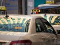 Prozess gegen Taxifahrer