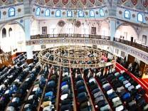 Merkez Moschee Duisburg