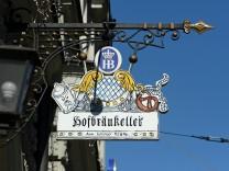 Hofbräukeller in München