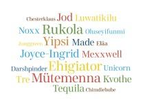 Vornamen Die Beliebtesten Namen Für Mädchen Und Jungs Süddeutschede