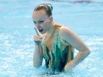 GER Germany BOJER Marlene Katharina Solo Free Preliminary Day4 27 07 2015 XVI FINA World Championshi