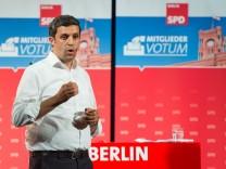 3. SPD-Mitgliederforum zur Wowereit-Nachfolge