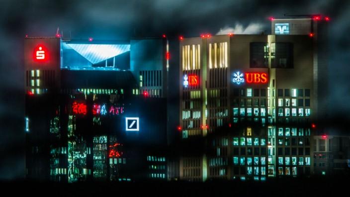 Banken beieinander