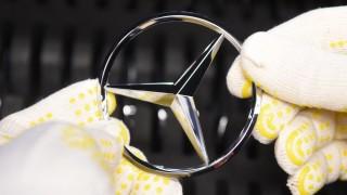 Mercedes A-Klasse und GLA Produktion in Rastatt