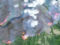 Wildfires in Fort McMurray, Alberta