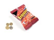 Lifehacks Verpackungen öffnen mit zwei Münzen