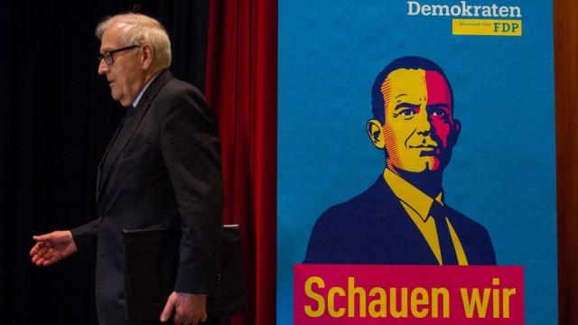 FDP Rheinland-Pfalz entscheidet über Ampelkoalition