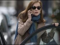 Elle Isabelle Huppert Paul Verhoeven Cannes 2016