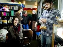 Augsburg: Studenten organisieren FAIRteiler-Raum
