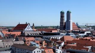 Ansicht von München, 2014