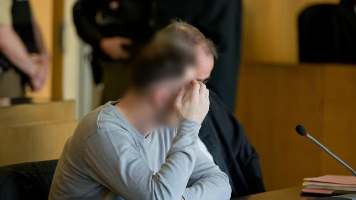 Mord-Prozess 'Fall Rebecca'