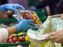 Mainzer Tafel verteilt Lebensmittel an Bedürftige