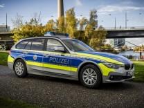 Der BMW 318d Touring als Streifenwagen der NRW-Polizei