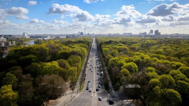 Blick auf Berlin