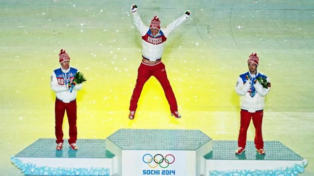 Sochi Olympics Closing Ceremony